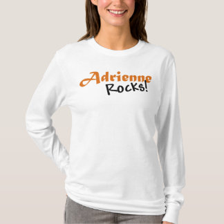 Adrienne Rocks T-Shirt