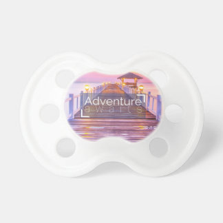 Adventure Awaits Pacifiers