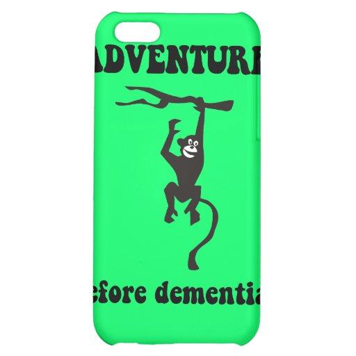 adventure before dementia iPhone 5C cover