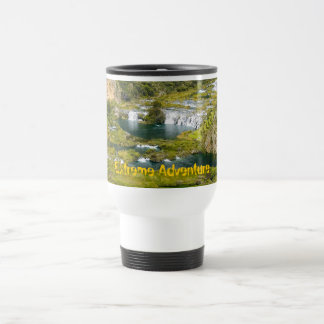 Adventure carries far travel mug