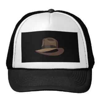 Adventure Fedora Trucker Hat