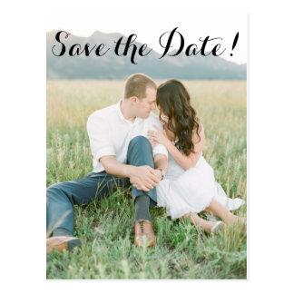 Adventure Save The Date Postcard