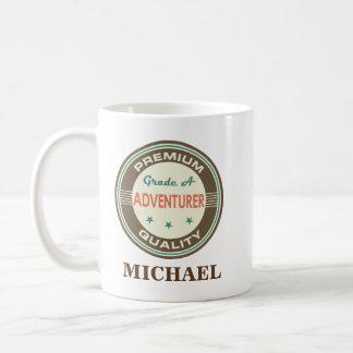 Adventurer Personalized Office Mug Gift