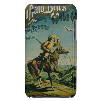 Advertisement for 'Buffalo Bill's Wild West and Co iPod Touch Cover