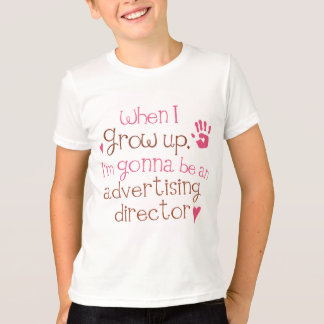 Advertising Director (Future) Infant Baby T-Shirt