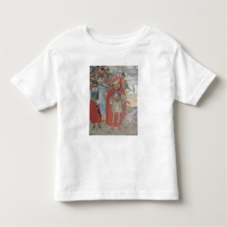 Aeneas and his Soldiers, 1919 Toddler T-Shirt