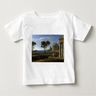 Aeneas in Delos by Claude Lorrain Baby T-Shirt