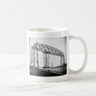 Aerial Bridge Duluth Minnesota Coffee Mug