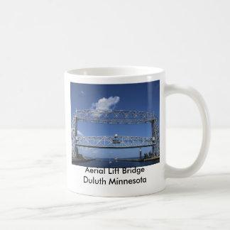 Aerial Lift Bridge/Duluth Minnesota Coffee Mug