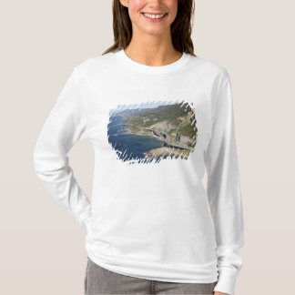 Aerial view of Sea Cliff Bridge near Wollongong, 2 T-Shirt