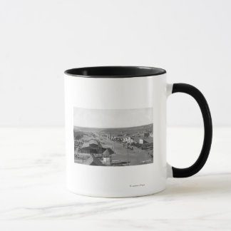 Aerial View of the Town 6 Mug