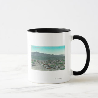 Aerial View of the TownHuntington, OR Mug