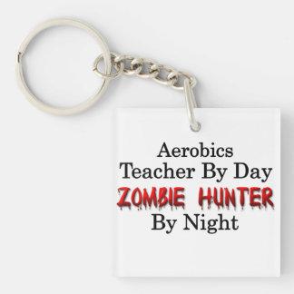 Aerobics Teacher/Zombie Hunter Key Ring
