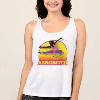 Aerobitch flying high singlet