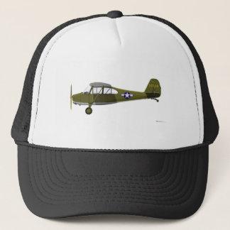 Aeronca L-16 Grasshopper Trucker Hat