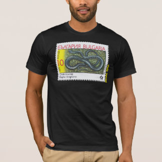 Aesculapian Snake (Elaphe l.longis... T-Shirt