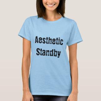 Aesthetic Standby Plain Womens Tee