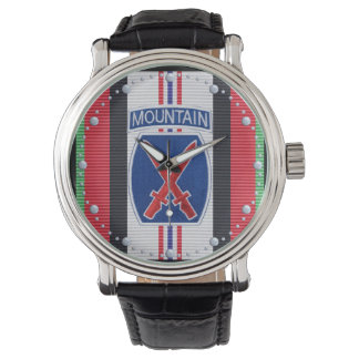Afghanistan 10th Mountain Division Watch