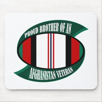 Afghanistan Vet Brother Mouse Pad