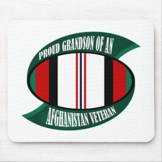 Afghanistan Vet Grandson Mouse Pad
