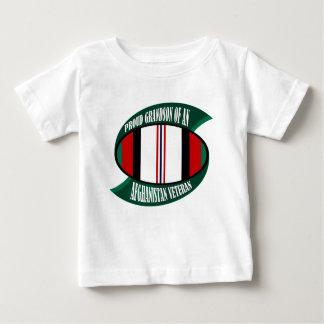Afghanistan Vet Grandson T Shirt