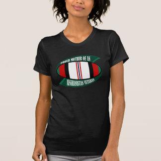Afghanistan Vet Mother T-shirts
