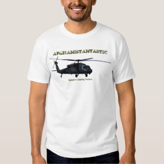 Afghanistantastic T Shirts