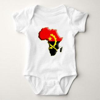 AFRICA: ANGOLA BABY BODYSUIT