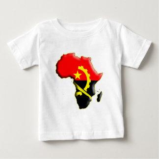 AFRICA: ANGOLA BABY T-Shirt