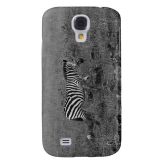 Africa Kenya Zebra in the Wild Galaxy S4 Case