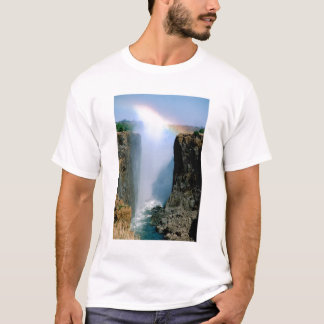 Africa, Zambia, Victoria Falls National Park. T-Shirt