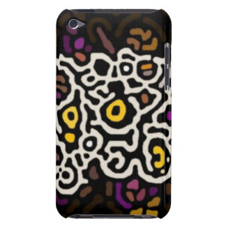 African Art Barely There iPod Covers