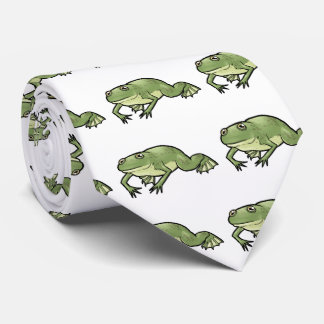 African Clawed Frog Tie