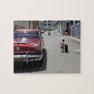 African Hamel district, Havana, Cuba, UNESCO Jigsaw Puzzle