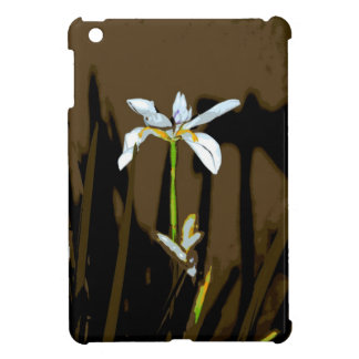 African Iris Fortnight Lily Flower Cover For The iPad Mini