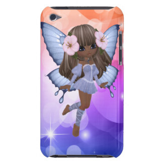 African Princess Butterfly iPod Touch Case :)