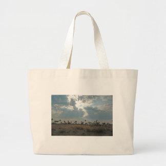 African Sunburst TomWurl .jpg Large Tote Bag