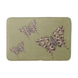 African Swallowtail Bath Mat