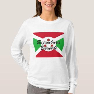 Africankoko custom Burundi t-shrit T-Shirt