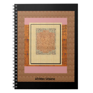 AfriMex Urbano Nubian Infinity Notebook