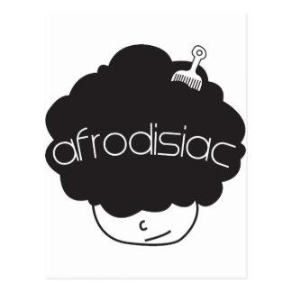 Afrodisiac Post Card
