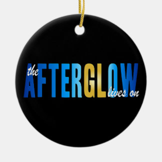 Afterglow Ornament