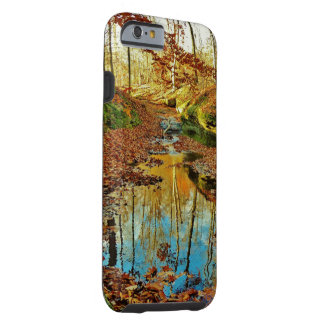Afternoon Reflections Tough iPhone 6 Case