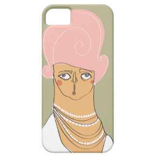 """""""Age makes - happy subculture for way"""" iPhone 5 Cover"""