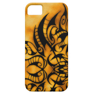 Aged Tribal iPhone 5 Case