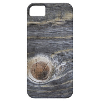 Aged Wood Case For The iPhone 5