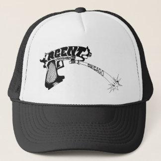 AGENT LAZER GUN HAT