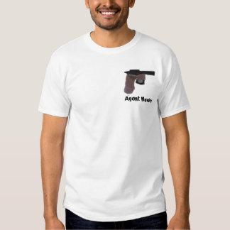 Agent Mumby T-shirts