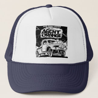 "Agent Orange ""Rat Rod"" Skate Punk Hat"