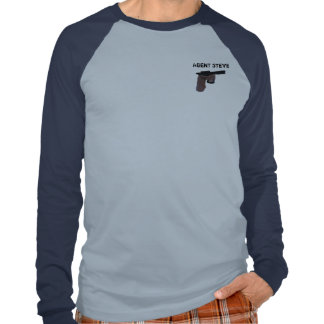 Agent Steve T Shirts